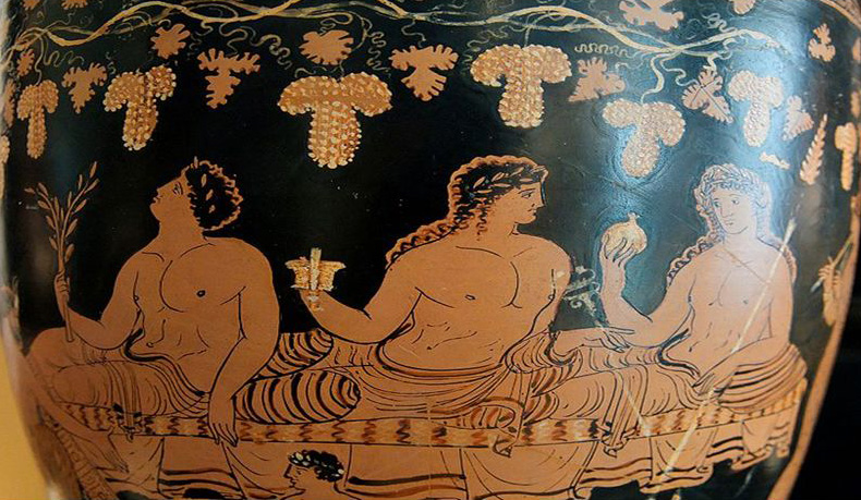 Apollo and Dionysus (and Heremes)