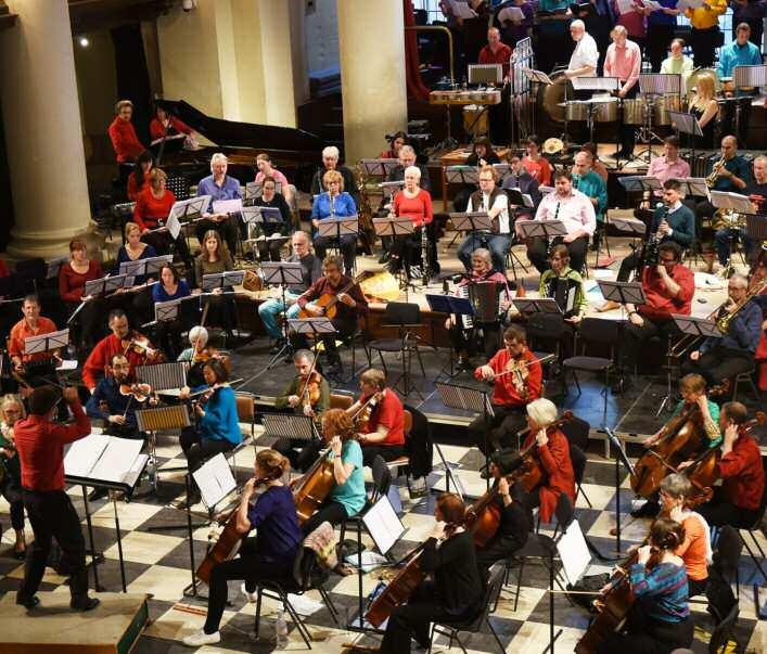CoMA Gala Orchestra