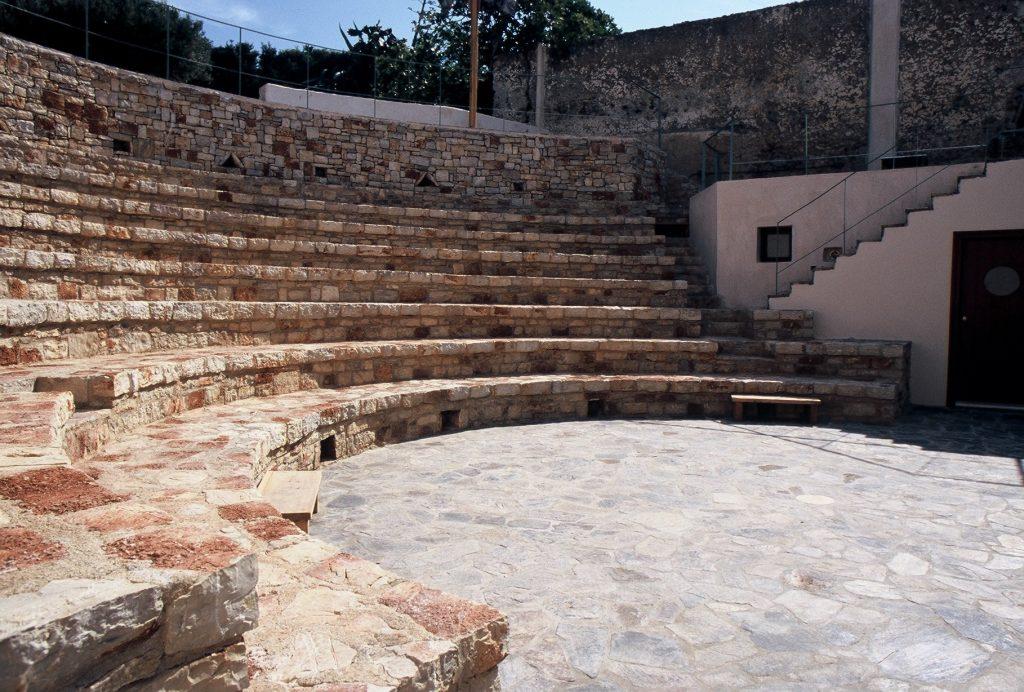 Zeidoros amphitheatre